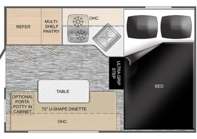 Floor plan - Product design