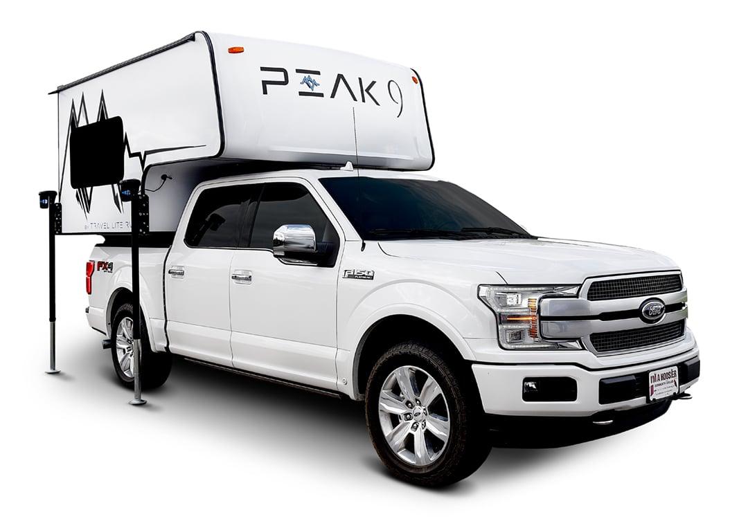 Pickup truck - 2019 Ford F-150